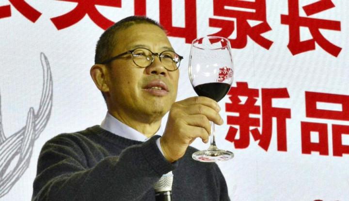 Mantan Jurnalis Jadi Orang Terkaya Ketiga di China
