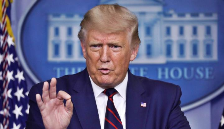 Foto Berita Walah! Ternyata Donald Trump Sering Bohong Soal Harta Kekayaannya!