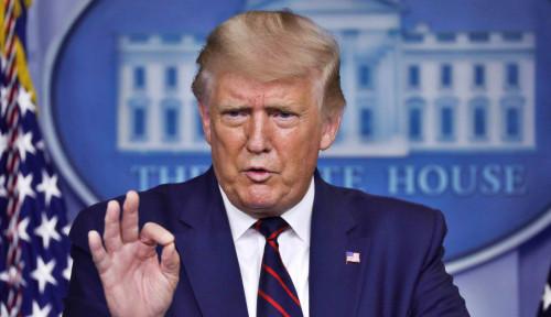 DPR Amerika Desak Trump Tolak Kerja Sama TikTok-Oracle, Masih Takut Beijing Katanya