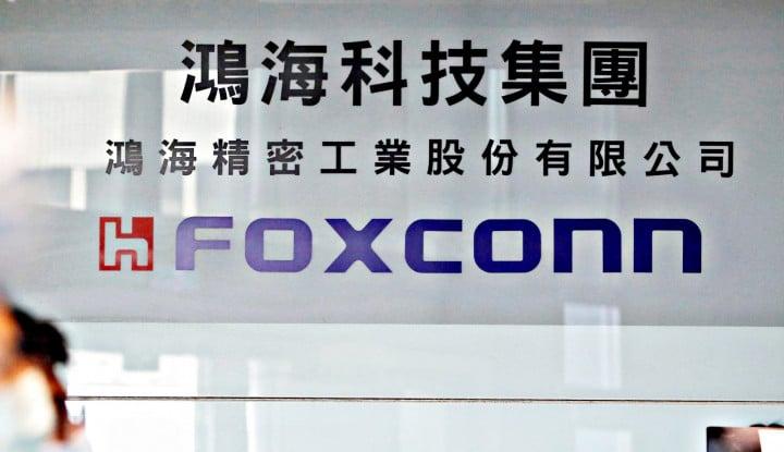 Kisah Perusahaan Raksasa: Hon Hai Precision, Gurita Bisnis dari Seorang Buruh