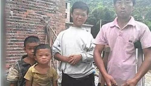 Foto Viral Foto Jack Ma Kecil dalam Kemiskinan, Ternyata Ini Keadaan yang Sebenarnya!