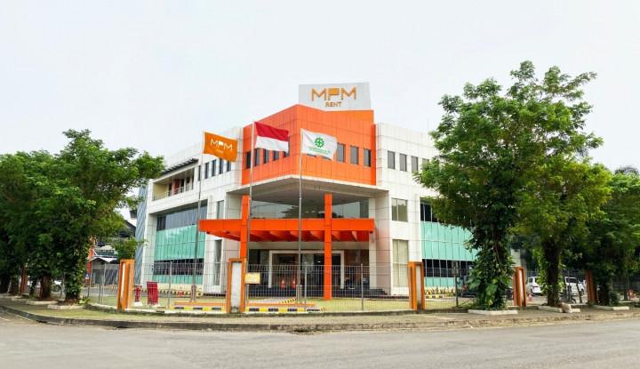 Peringati Harpelnas, MPMRent Bagikan 2.500 Produk Sanitasi