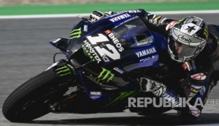 Vinales Rebut Pole Position GP San Marino