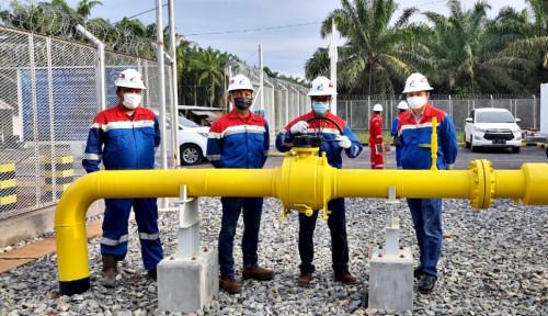 Kontrak Pembangunan Jaringan Gas Tahap II Ditandatangani