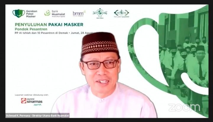 GPM Tekankan Pentingnya Pakai Masker saat Pandemi