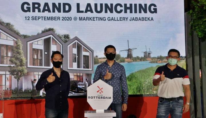 Rotterdam Jababeka Buka Penjualan Tahap Kedua