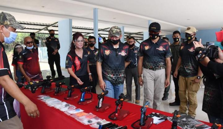 Bersama Kasau, Bamsoet Ramaikan Kejuaraan Menembak Paskhas Championship 2020