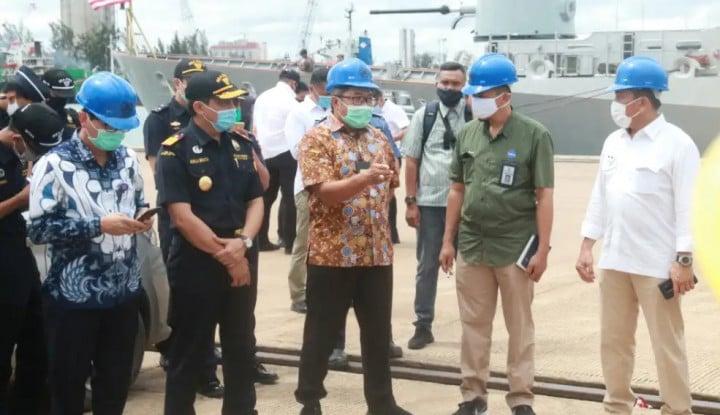 Batam Logistic Ecosystem Jadi Percontohan Nasional, Bea Cukai: Kami Dukung Penuh!