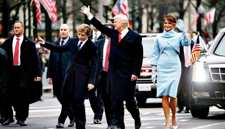 Gak Jenguk Suami di RS, Ibu Negara AS Justru Lebih Memilih...