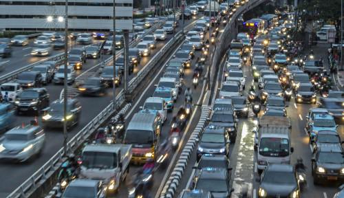 Netizen Nyinyir Jakarta Masih Macet pada Hari Pertama PSBB