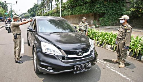 Masyarakat Belum Patuh, Ada 3.200 Mobil yang Putar Balik Langsung dari Kota Bogor