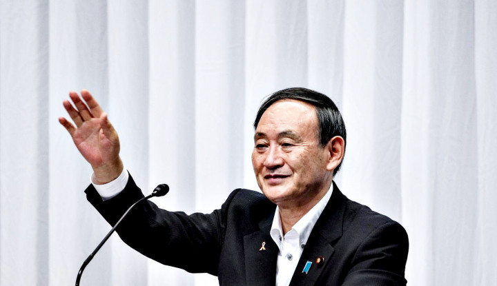 Calling Jokowi, Suga Mau Bangun Hubungan Istimewa Jepang-Indonesia