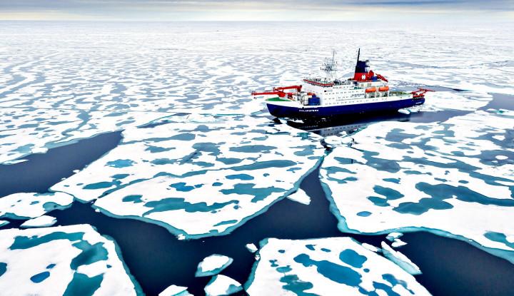 Berbeda! Turki Segera Rilis Dokumenter Tentang Antartika