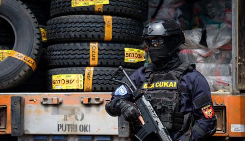 Di Tengah Pandemi, Bea Cukai Kendari Cetak Quattrick Penindakan Narkoba