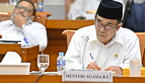 Facrul Razi Diduga Kehilangan Jabatan Sebagai Menag Karena Bela FPI?
