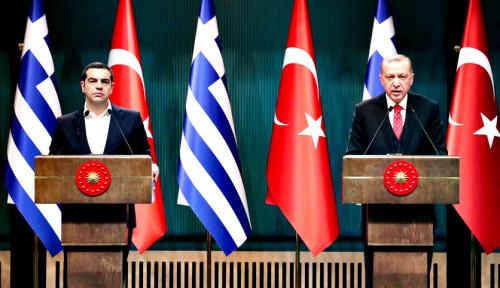 Erdogan Mau Saja Bertemu PM Yunani: Tapi Apa yang Mau Didiskusikan?