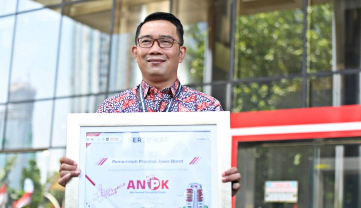 Aktivis Sebut Ridwan Kamil Lemah!
