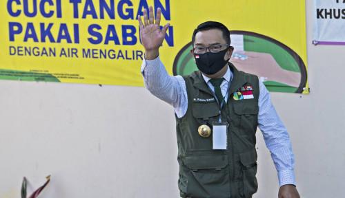 Kecewa Berat, Ridwan Kamil Kecewa Gara-Gara...