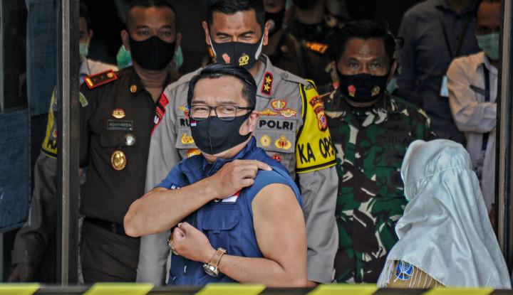 Habib Rizieq Effect, Ridwan Kamil Bakal Senasib dengan Anies Baswedan, Dikuliti Polisi