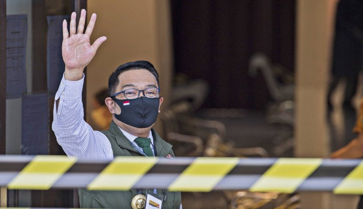 Lawan Pandemi, Ridwan Kamil: Kita Tidak Bisa Menang di Bidang Kesehatan dan Ekonomi Sekaligus
