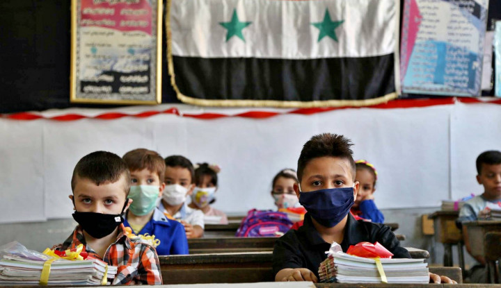 Ketika Yahudi, Kristen, dan Minoritas Lain Hidup Damai di Suriah