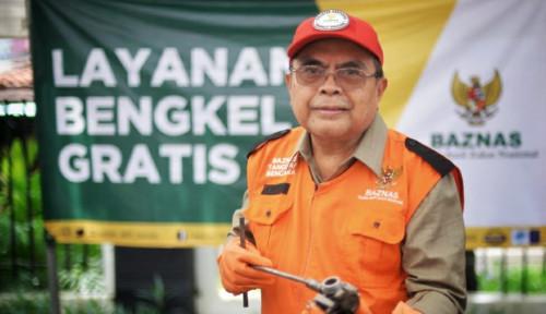 Bambang Sudibyo Raih Penghargaan Kepemimpinan Zakat Dunia GIFA 2020