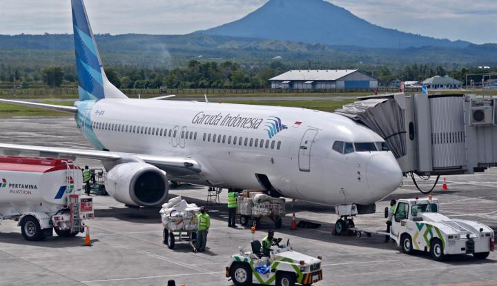 Garuda Indonesia Kini Layani Rute Khusus Kargo Makassar-Singapura