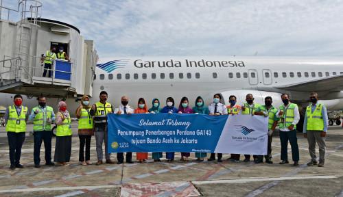 Garuda Indonesia Tawarkan Pensiun Dini untuk Karyawan