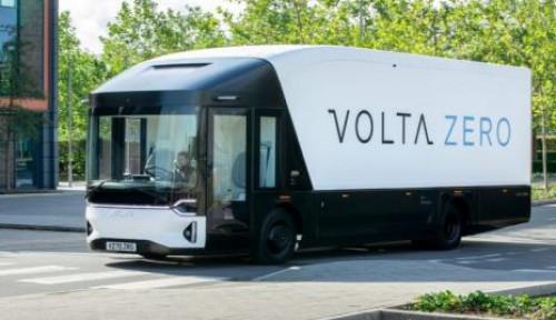 Volta Trucks Akan Produksi Truk Listrik pada 2022