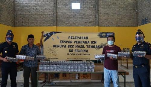 Bea Cukai Bawa 32.000 Batang Rokok Madura Go International