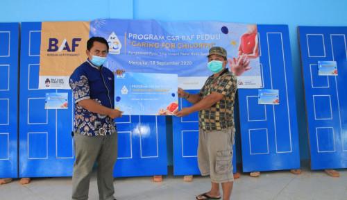 HUT Ke-23, BAF Donasikan Rp200 Juta Bantu Penglihatan Anak Indonesia