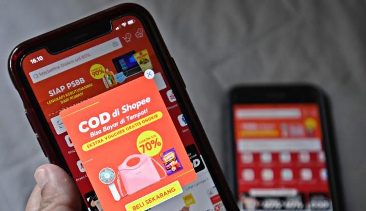 Jelang Akhir Tahun 2021, Shopee Kembali Jadi E-Commerce Paling Banyak Dikunjungi