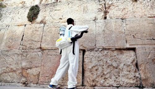 Netanyahu Kunci Negara, Rakyat Israel Ngamuk-ngamuk