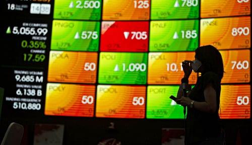Triliunan Rupiah Masuk Pasar Modal, IHSG Melesat 2% Lebih!