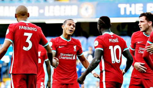 The Reds Bungkam The Blues di Stamford Bridge