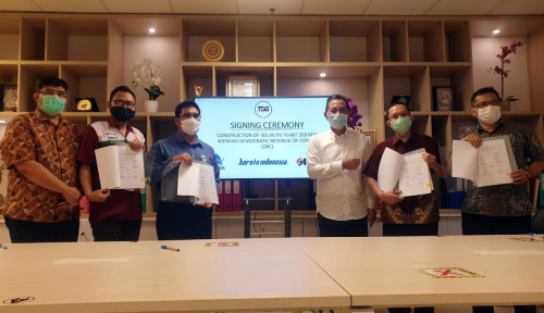 Indonesia Eksis di Pasar Afrika, Siap Ekspor PLTS 200 MWp
