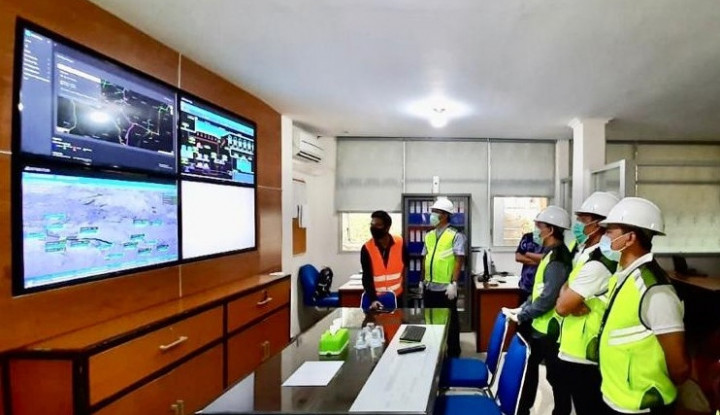 Digitalisasi PDAM di Seluruh Indonesia, Telkom Uji Coba Smart Metering IoT