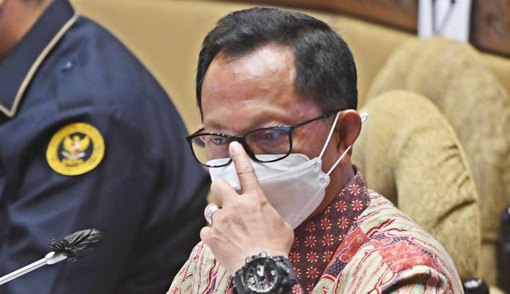 Cegah Corona, Imbauan Mendagri Tito: Jangan Minum Es, Bisa...