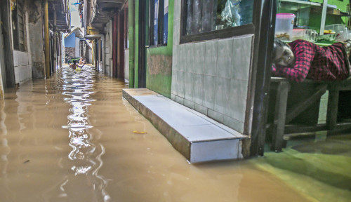 Kemarin, Bekasi Direndam Banjir