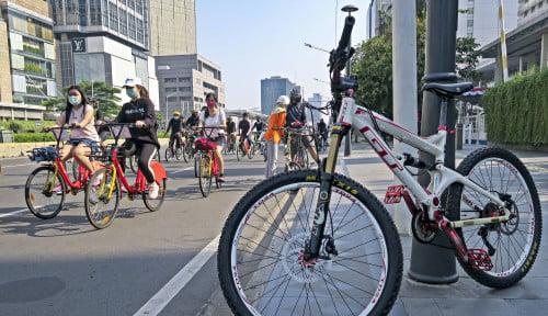 Pemerintah Dorong Industri Sepeda Tembus Pasar Ekspor