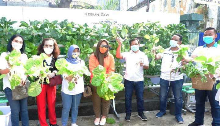 KAEF Kimia Farma Raih Penghargaan Best PKBL for Indonesia CSR-PKBL Award 2020
