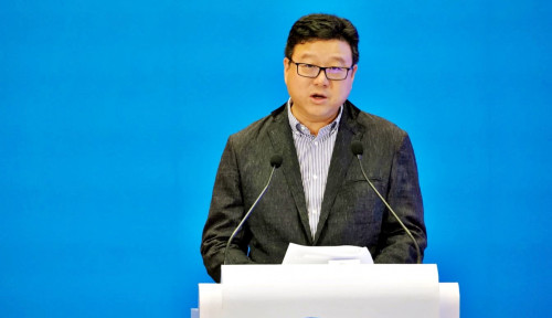 Foto Kisah William Lei Ding, Bos Game Online Raksasa Berharta Rp500 Triliun
