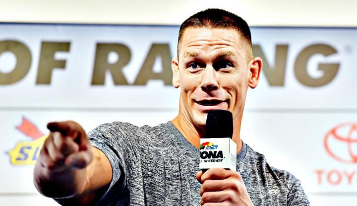 Gabung DC, John Cena Siap Perankan Karakter Peacemaker