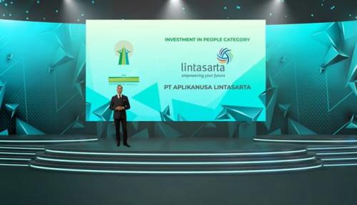 Top, Lintasarta Raih Penghargaan Internasional dari AREA 2020