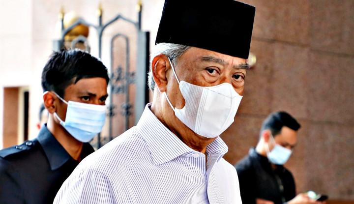 PM Malaysia Jalani Isman Usai Negaranya Pakai Status Pusat Covid-19