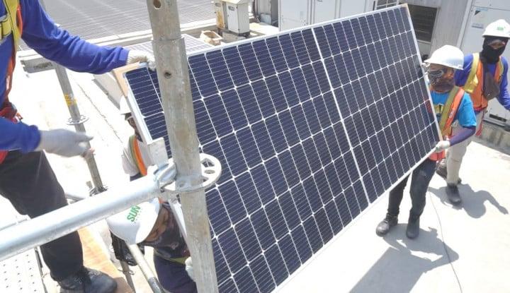 Permintaan Melonjak, Sun Energy Pacu Instalasi Panel Surya