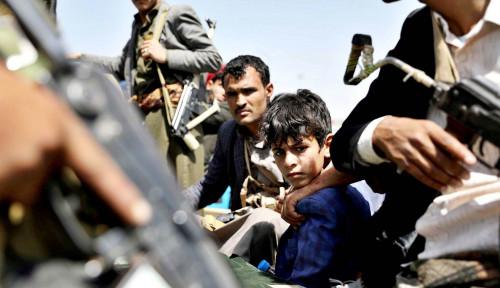 Koalisi Saudi Sukses Jatuhkan dan Musnahkan Drone Houthi dari Yaman