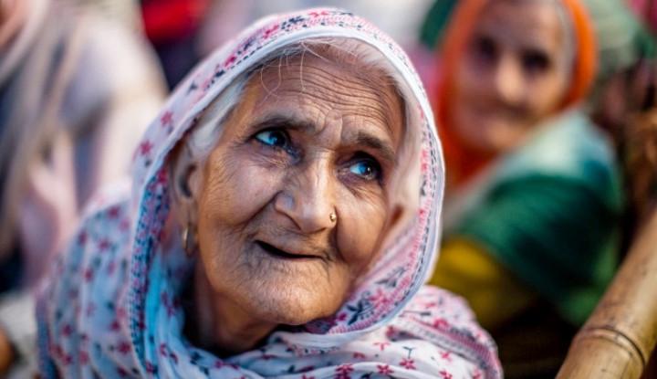 Salut! Wanita Muslim 82 Tahun Jadi Orang Berpengaruh Versi Time