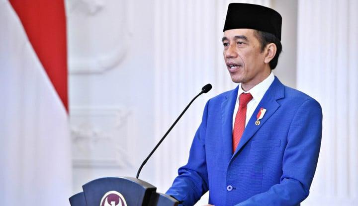 Serikat Buruh Muslimin Ikut Tolak UU Cipta Kerja: Pak Jokowi Harus...