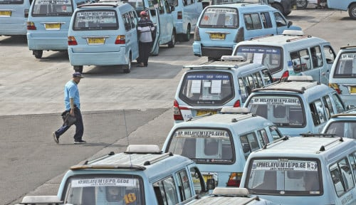 Tarif Transportasi Masih Sumbang Inflasi di Mei?